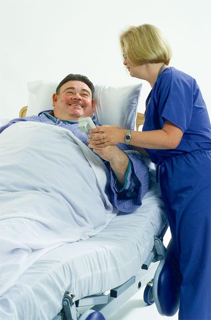 Medical Bariatric Sleeper Lounge Chandler Heavy Duty